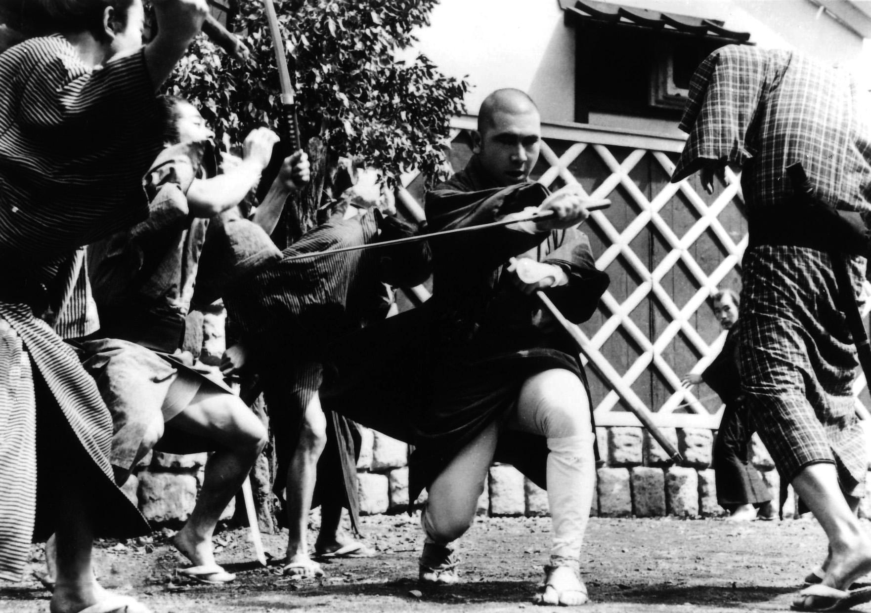 【9/3(金)~】座頭市物語 4Kデジタル修復版(午前十時の映画祭11/特別料金)