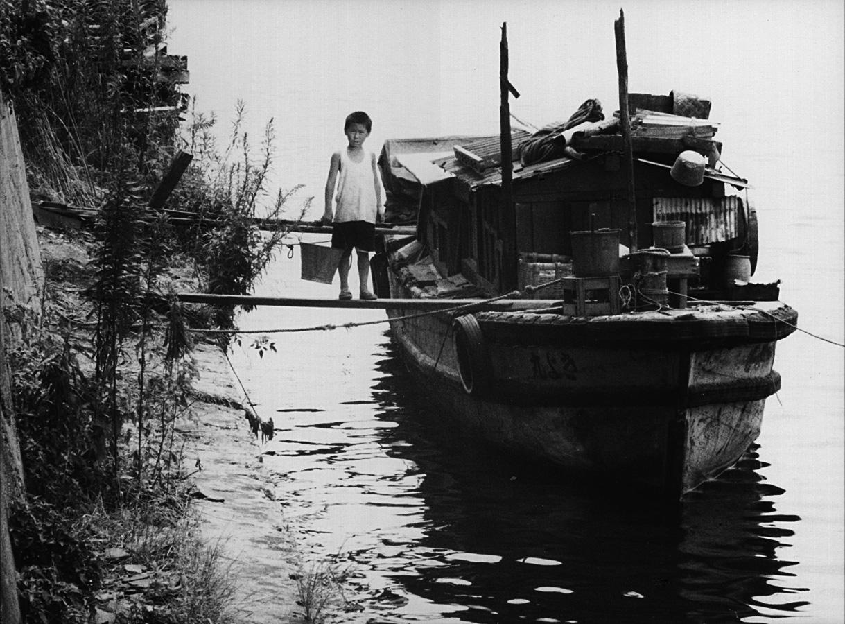泥の河(午前十時の映画祭8)