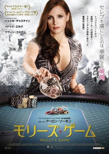 【6/29(金)~】モリーズ・ゲーム